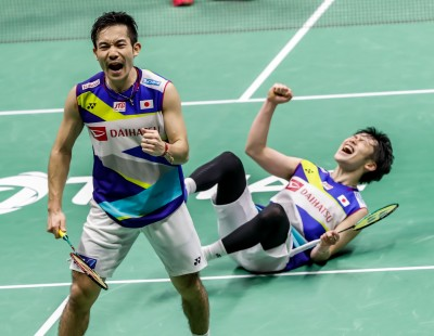 Japan Stay on Track – Sudirman Cup '19