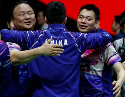 Celebrations and Concessions – Sudirman Cup '19