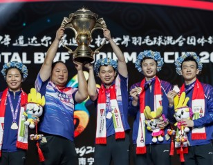 China's Young Heroes Reclaim Title – Sudirman Cup '19
