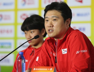 Speaking Their Minds – Sudirman Cup '19