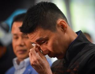 Lee Chong Wei Bids Farewell