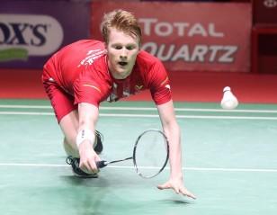 Antonsen Eyes Jakarta Double – Indonesia Open: Day 5