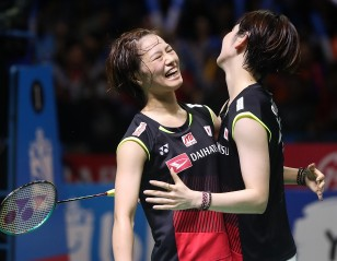 Fukushima/Hirota Prevail – Indonesia Open: Day 6