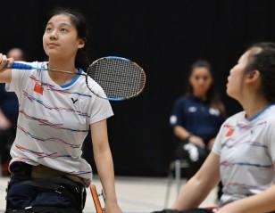 Para Badminton Event Comes to a Close – Basel 2019