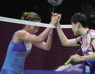 Chen Dashes Thailand's Hopes – Thailand Open: Finals