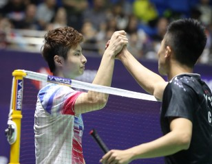 Shi Yu Qi Withdraws From Korea Open