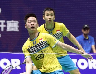 Minions Survive Repeat Battle – China Open: Day 3