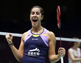 Dream Run Continues for Marin – China Open: Day 5