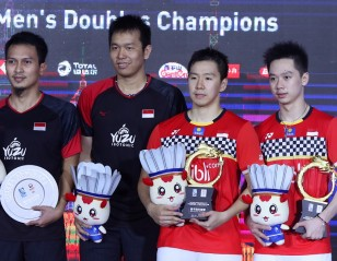 Doubles Dilemma – China Open: Finals