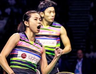 HSBC Race To Guangzhou – Mixed Doubles