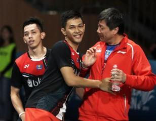 HSBC Race To Guangzhou – Men's Doubles