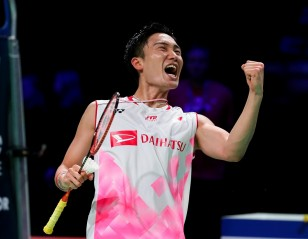Kento Momota – Grit Over Despair