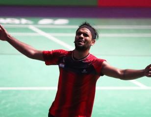 Subhankar Has His Dey – French Open: Day 1