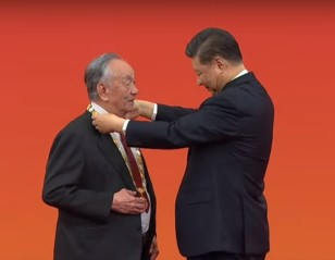Wang Wenjiao Feels 'Lucky' About National Honour