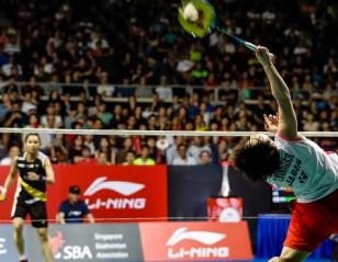 Top 8 Confirmed for HSBC BWF World Tour Finals