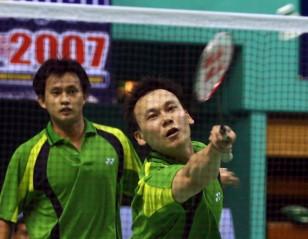 Badminton Quiz: Tony Gunawan