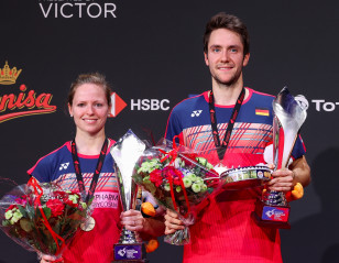 Denmark Open: Attacks Cure for 49-year German Itch