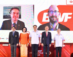 Thailand Excited To Deliver Asian Leg of HSBC BWF World Tour