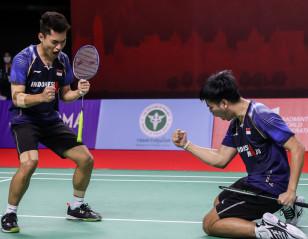 Swiss Open: 'Boys' Become Men
