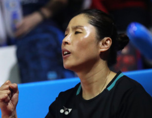 Kim's Fresh Approach After Relishing Club Challenge