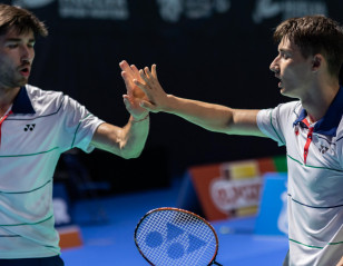 Spain Masters: Popov Brothers 'Here to Win'