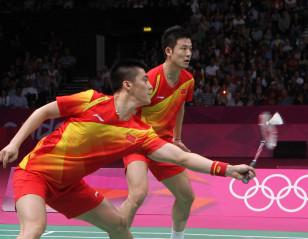Cai Yun and Fu Haifeng, Indomitable Spirit
