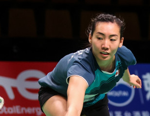 On Injury-Hit Day, Michelle Li Takes a Stance for Self-Care