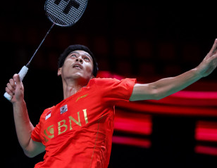 Wangcharoen Strikes Early but Indonesia Prevail