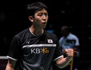 Heroic Heo Sets Up Korean Triumph