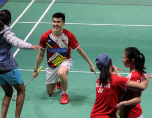 Young Malaysians Upstage Indonesia's Stars