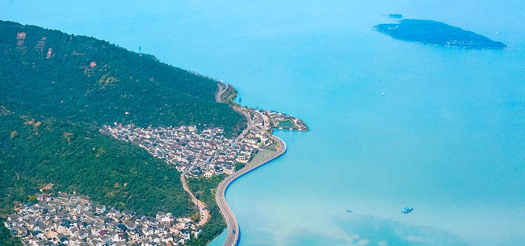 Dongshan, Taihu Lake